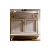 Labor Legno Комплект мебели для ванной MARRIOT MPL105PAT+MC105, MPL105PAT+MC105, 62450.00 р., MPL105PAT+MC105, , Мебель для ванных комнат