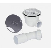 Слив для душевого поддона Huppe 508055R91, , 2950.00 р., 508055R91, Huppe, Комплектующие для ванны