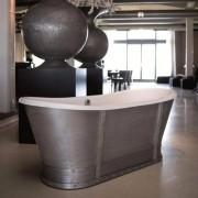 KNIEF Prince Ванна отдельностоящая 170х70х68,5см, с алюминиевым экраном, 0100-086, 327474.00 р., 0100-086, Knief, Ванны