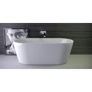 Knief Neo Ванна отдельностоящая 170*80*60см, с экраном, с щелевым переливом, цвет белый, 0100-276, 185754.00 р., 0100-276, Knief, Ванны