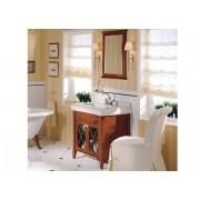 Комплект мебели Villeroy&Boch Hommage 8995 0001+8565 0000+7101 75R1, грецкий орех
