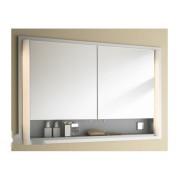 Duravit Зеркальный шкафчик встраиваемый MULTIBOX LM9706