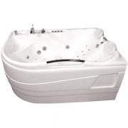 Акриловая ванна Triton Респект 180*130 см (левая)