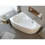 Акриловая ванна ALPEN Terra 160*105 см, левая/правая