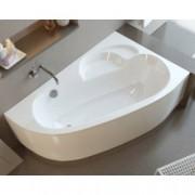 Акриловая ванна ALPEN Terra арт. AVA0045 170*110 см, левая