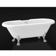 Ванна акриловая BelBagno BB21, 177,4*80*5*62,5 см