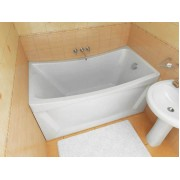Акриловая ванна Triton Ирис 130*70 см