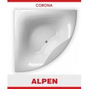 Акриловая ванна ALPEN Corona арт. AVB0016, 150*150 см, AVB0016, 40936.00 р., AVB0016, Alpen, Акриловые