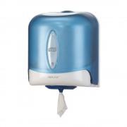 Диспенсер для бумажных полотенец Tork Reflex 473133-06, голубой, 4QU1E3LHW, 4650.00 р., 4QU1E3LHW, Tork, Диспенсер для полотенец