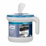 Диспенсер для бумажных полотенец Tork Reflex 473126-06 переносной, белый, 4QU1E3N7O, 4134.00 р., 4QU1E3N7O, Tork, Диспенсер для полотенец