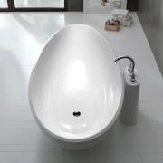 Ванна Victoria & Albert Napoli NAP-N-BK, черная
