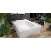 Ванна Antonio Lupi Sarto Maxi4 200*140 см, 4QU1E3I7U, 723373.00 р., 4QU1E3I7U, Antonio Lupi, Дизайнерские