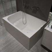 Ванна Antonio Lupi Dimora 120*80 см, 4QU1E3IIQ, 577320.00 р., 4QU1E3IIQ, Antonio Lupi, Дизайнерские