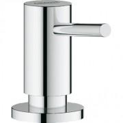 Дозатор жидкого мыла Grohe Cosmopolitan 40535000, хром, 40535000, 3701.00 р., 40535000, Grohe, Для кухонных моек