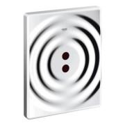 Кнопка смыва инфракрасная Grohe Tectron Surf 37337000, 37337000, 33968.00 р., 37337000, Grohe, Для писсуаров