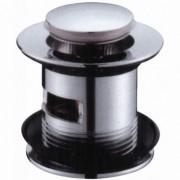 Донный клапан BelBagno BB-PCU-06-CRM, 4QU1E3FYO, 1098.00 р., 4QU1E3FYO, BelBagno, Для раковин