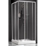 Душевая шторка Relax New Hadis-A 0137230300 DX 90*90 см правая, стекло акриловое, 4QU1E3OUR, 19839.00 р., 4QU1E3OUR, Relax, Душевые уголки