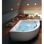 Акриловая ванна Jacuzzi Maxima 165x165 , 9F43-788A, 631390.00 р., 9F43-788A, Jacuzzi, Гидромассажные