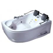 Гидромассажная ванна Appollo AT-0919 180*125*66 см