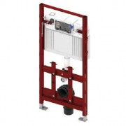 Застенный модуль Tece TECElux 100 арт. 9 600 100 для подвесного унитаза, 9 600 100, 28137.00 р., 9 600 100, Tece, Инсталляции для унитазов
