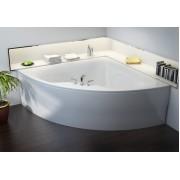 Ванна Astra-Form Виена белая 150*150 см, Astra-Form Виена, 42000.00 р., Astra-Form Виена, Astra-Form, Из искусственного камня