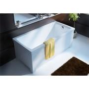 Ванна Astra-Form Х-форм 170 белая 170*75 см, Astra-Form Х-форм 170 белая, 26780.00 р., Astra-Form Х-форм 170 белая, Astra-Form, Из искусственного камня