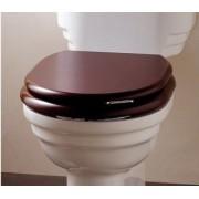 Крышка-сиденье Devon&Devon Classica IBSEWENCLACR цвет дуб, 4QU1E3FO7, 30052.00 р., 4QU1E3FO7, Devon&Devon, Крышка-сиденье