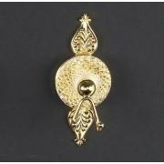 Двойной крючок Cristal-et-Bronze Cygne Aile 5401, 4QU1E3M6F, 28430.00 р., 4QU1E3M6F, Cristal-et-Bronze, Крючки