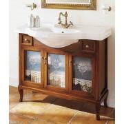 Labor Legno Тумба под раковину VICTORIA HPL105V, HPL105V, 82283.00 р., HPL105V, Labor Legno, Мебель для ванных комнат