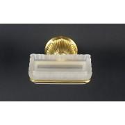 Мыльница Cristal-et-Bronze Versailles Boutons 6850
