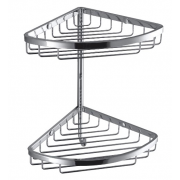 Двойная угловая полочка с крючком Colombo Complimenti B9604, B9604, 8787.00 р., B9604, Colombo, Полочки