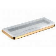 Полочка для губки Colombo LULU В6203 GOLD