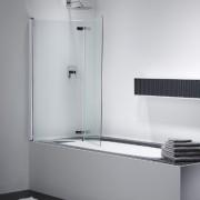 Шторка для ванны Provex Combi Free 2003 CK 05 GL L/R, 4QU1E3L9M, 45608.00 р., 4QU1E3L9M, Provex, Шторка для ванны