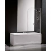 Шторка для ванны Relax Foscolo 0114042100/DX, правая, 4QU1E3MHF, 27002.00 р., 4QU1E3MHF, Relax, Шторка для ванны