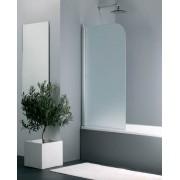 Шторка для ванны Provex Elegance 0001 KE 05 GL, стекло прозрачное, 4QU1E3MQA, 22130.00 р., 4QU1E3MQA, Provex, Шторка для ванны