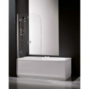 Шторка для ванны Relax Foscolo 0114042100/SX, левая, 4QU1E3N4B, 27002.00 р., 4QU1E3N4B, Relax, Шторка для ванны
