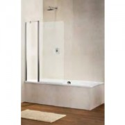 Шторка для ванны Duka Princess 4000 118-120 см, петли слева SX, 4QU1E3N4C, 25242.00 р., 4QU1E3N4C, Duka, Шторка для ванны