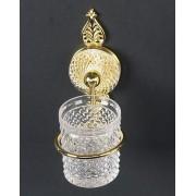 Держатель для стакана Cristal-et-Bronze Cygne Aile 5413, 4QU1E3M6D, 26989.00 р., 4QU1E3M6D, Cristal-et-Bronze, Стаканы
