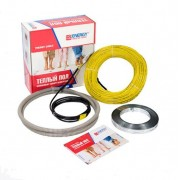 Комплект Energy Cable в стяжку 3-4 мм, теплый пол, 4QU1E3J1F, 3437.00 р., 4QU1E3J1F, Energy, Теплые полы