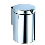 Ведро 3 литра Geesa Standard Hotel 624-С, настенное, 4QU1E3NP9, 2449.00 р., 4QU1E3NP9, Geesa, Ведра для мусора