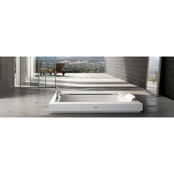 Акриловая ванна Jacuzzi Aura PLUS 185x155