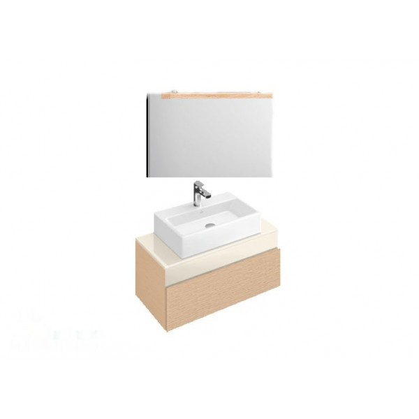 Villeroy&Boch Мебель для ванной комнаты Memento C780 M0 FC+5133 6L R1+C304 80 FC
