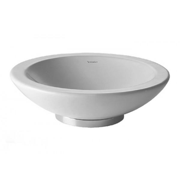 Duravit Раковина круглая белая BAGNELLA 04514800001-WG
