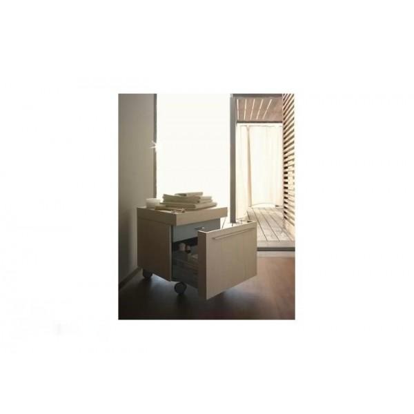 Duravit Тумба на колесиках FOGO FO954302424