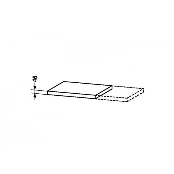 Duravit Топ под раковину 0455600000 X-LARGE XL063C08383