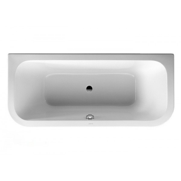 Duravit Ванна с панелью белая HAPPY D. 700016000000000