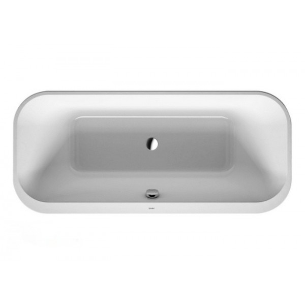 Duravit Ванна свободностоящая белая HAPPY D.2 700319000000000