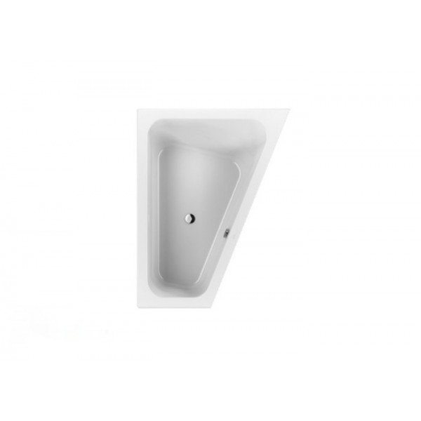 Villeroy&Boch Ванна угловая 175х135см DX Loop&Friends Square UBA175LFS9REV-01