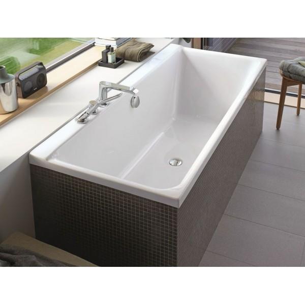 Акриловая ванна Duravit P3 Comforts 700374+790100 170x70 700374000000+790100000000000