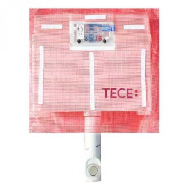 Застенный смывной бачок Tece TECEprofil 9 370 007 для напольного унитаза